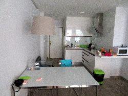 082 eettafel en keuken