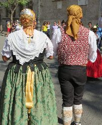 095 Spaanse folklore