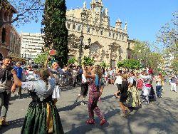 097 Spaanse folklore