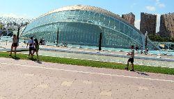 117 Ciudad de las Artes y las Ciencias Hemisferic