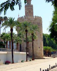058 Torre del Oro, 36 m hoog Vroeger een gevangenis, nu een scheepvaartmuseum