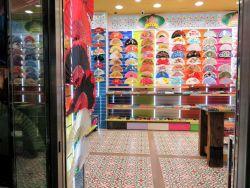 103 winkel met waaiers